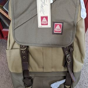 Skip Yowell Jansport Wolcott Backpack NWT